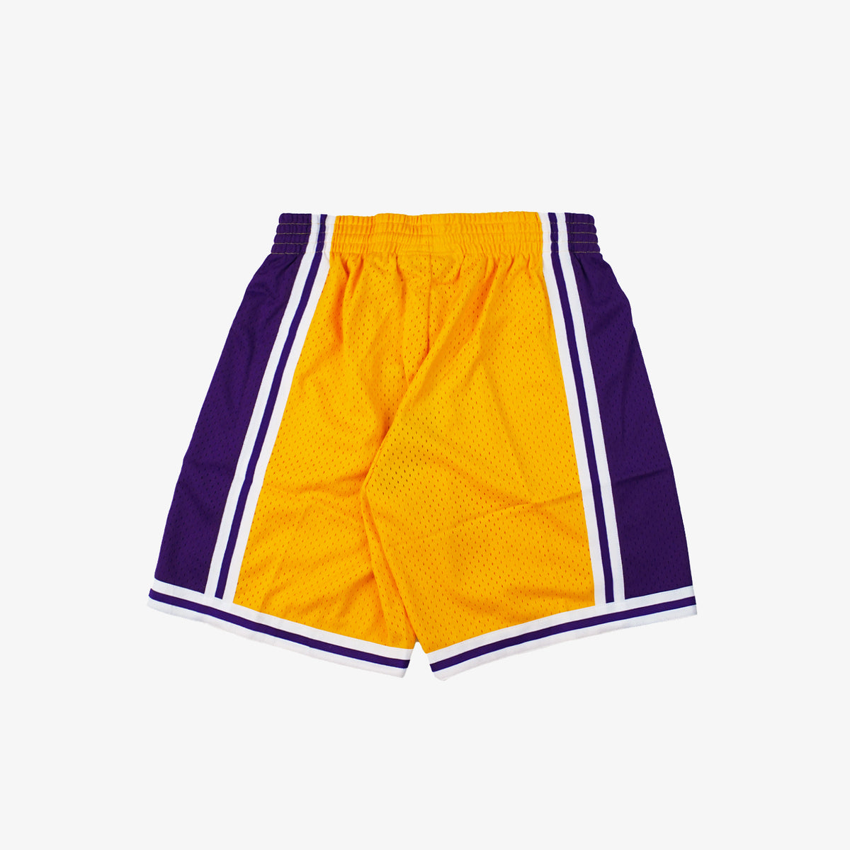 Los Angeles Lakers 96-97 HWC Swingman Shorts - Yellow