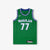 Luka Doncic Dallas Mavericks Hardwood Classic Edition Youth Swingman Jersey - Green