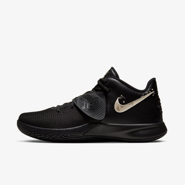 Kyrie Flytrap III - Black/Metallic Gold