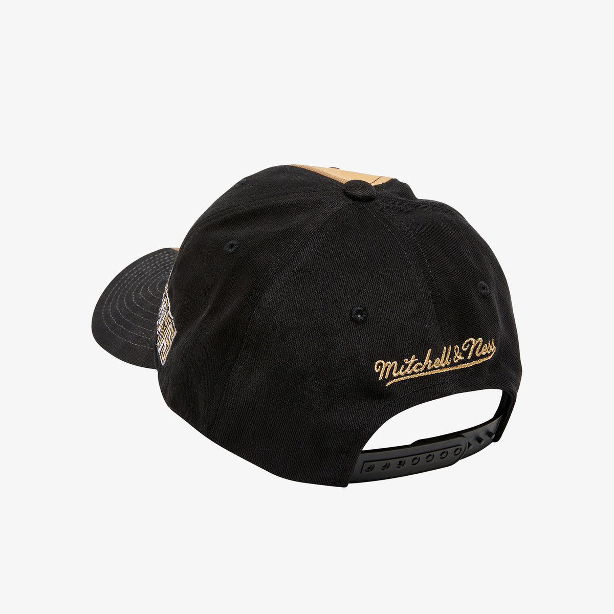 Chicago Bulls '97 Champs Last Dance Snapback - Black/Gold