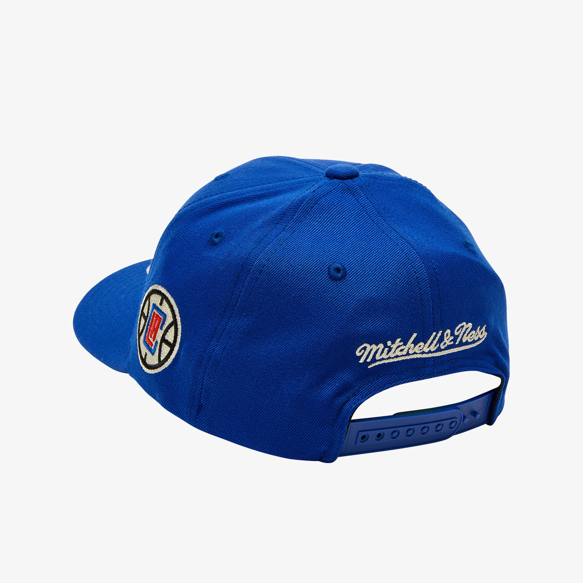 Los Angeles Clippers The Champ Iconic Snapback - Blue