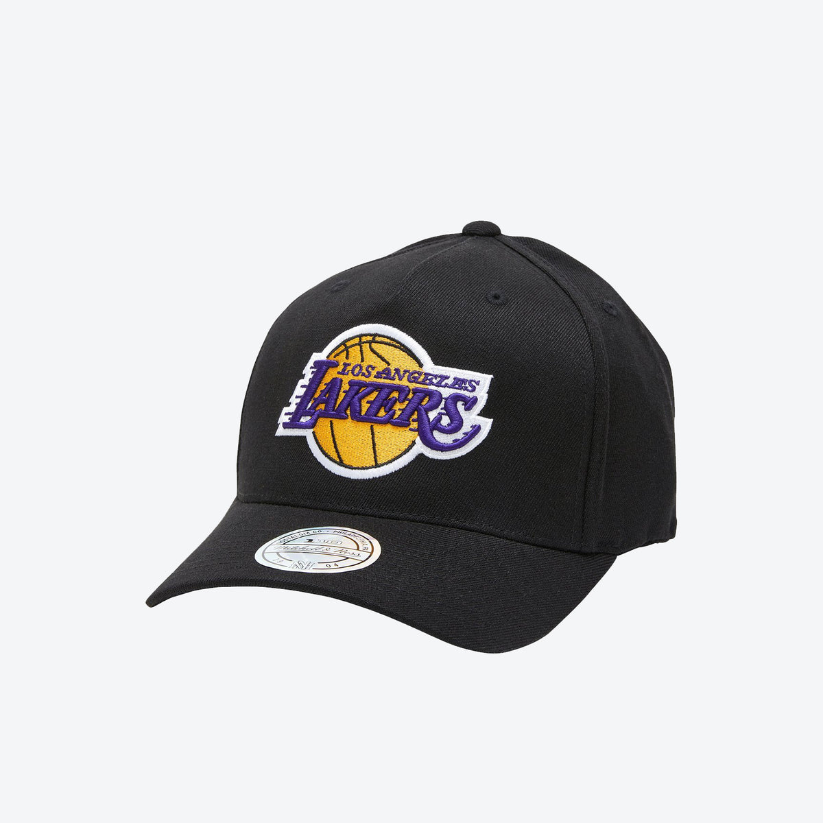 Los Angeles Lakers Team Colour  Logo Pinch 110 Snapback