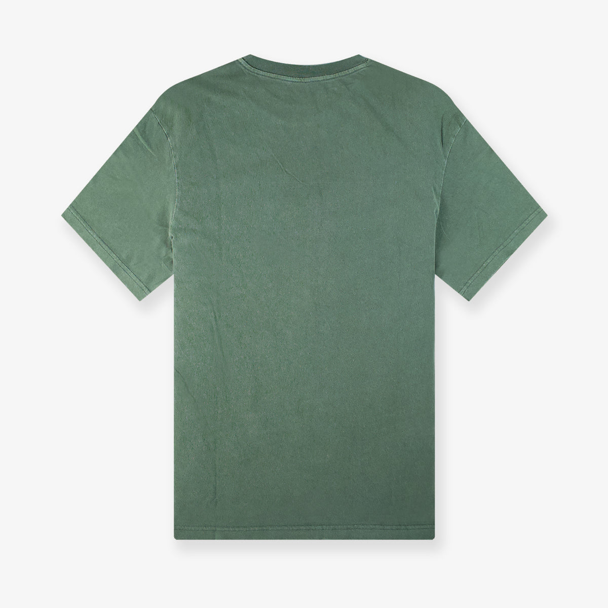 Milwaukee Bucks Vintage Keyline Logo T-Shirt - Faded Green