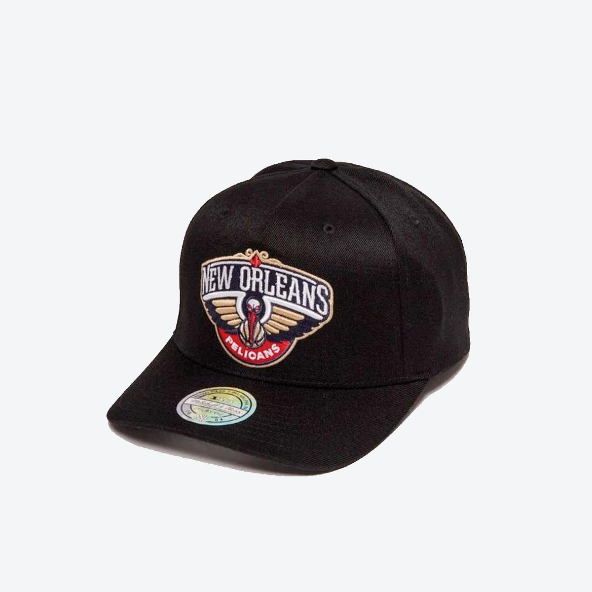 New Orleans Pelicans Team Colour Logo Flex 110 Snapback