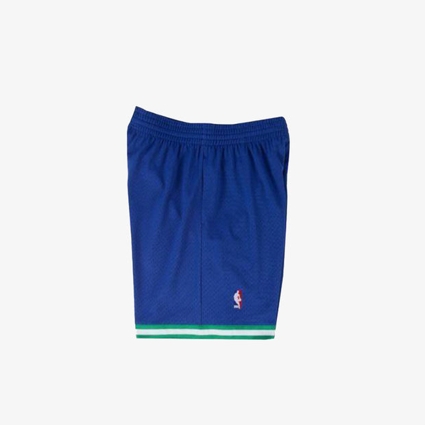Dallas Mavericks 98-99 HWC Swingman Shorts - Royal