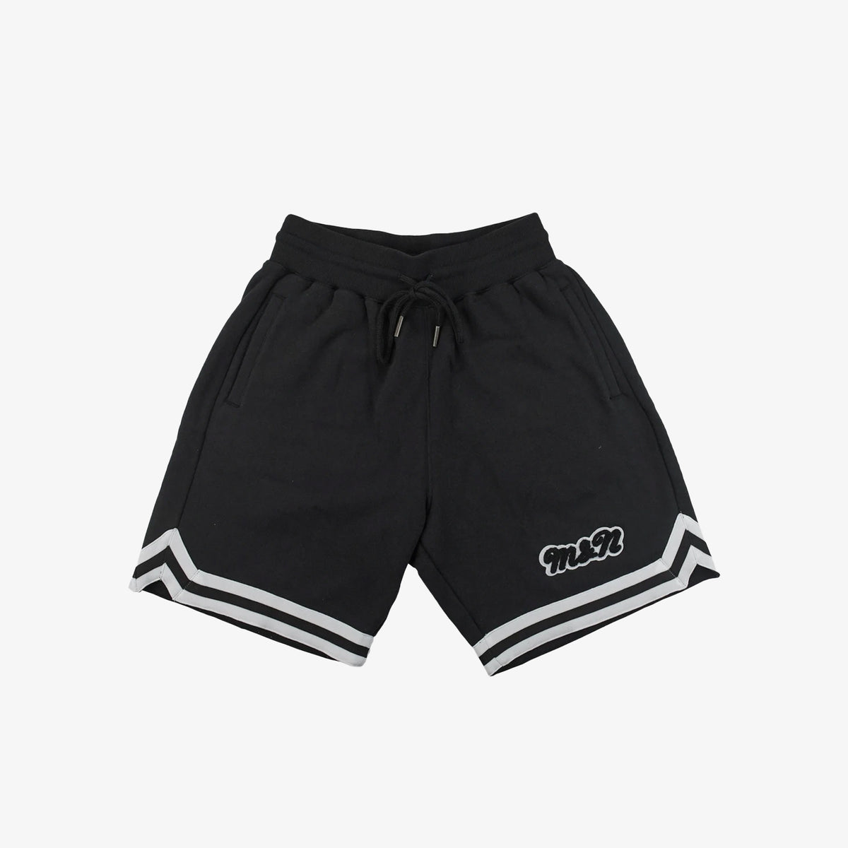 Mitchell and Ness Warm Ups Short - Black