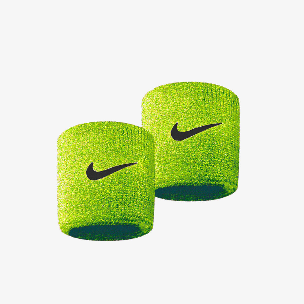 Nike Swoosh Wristband - Atomic Green/Black