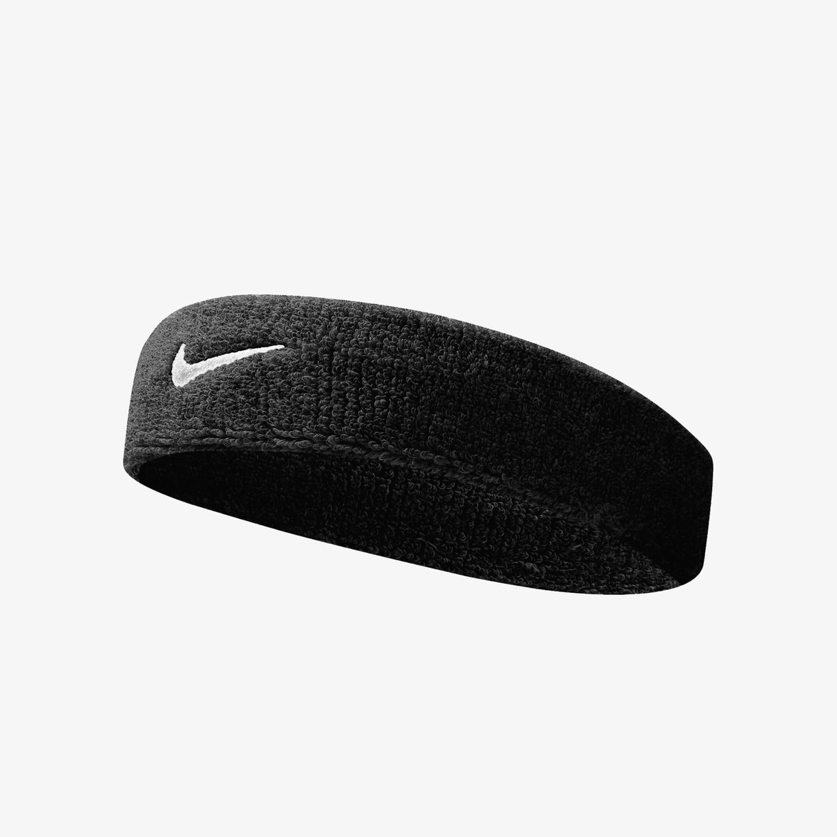 Nike Swoosh Headband - Black/White