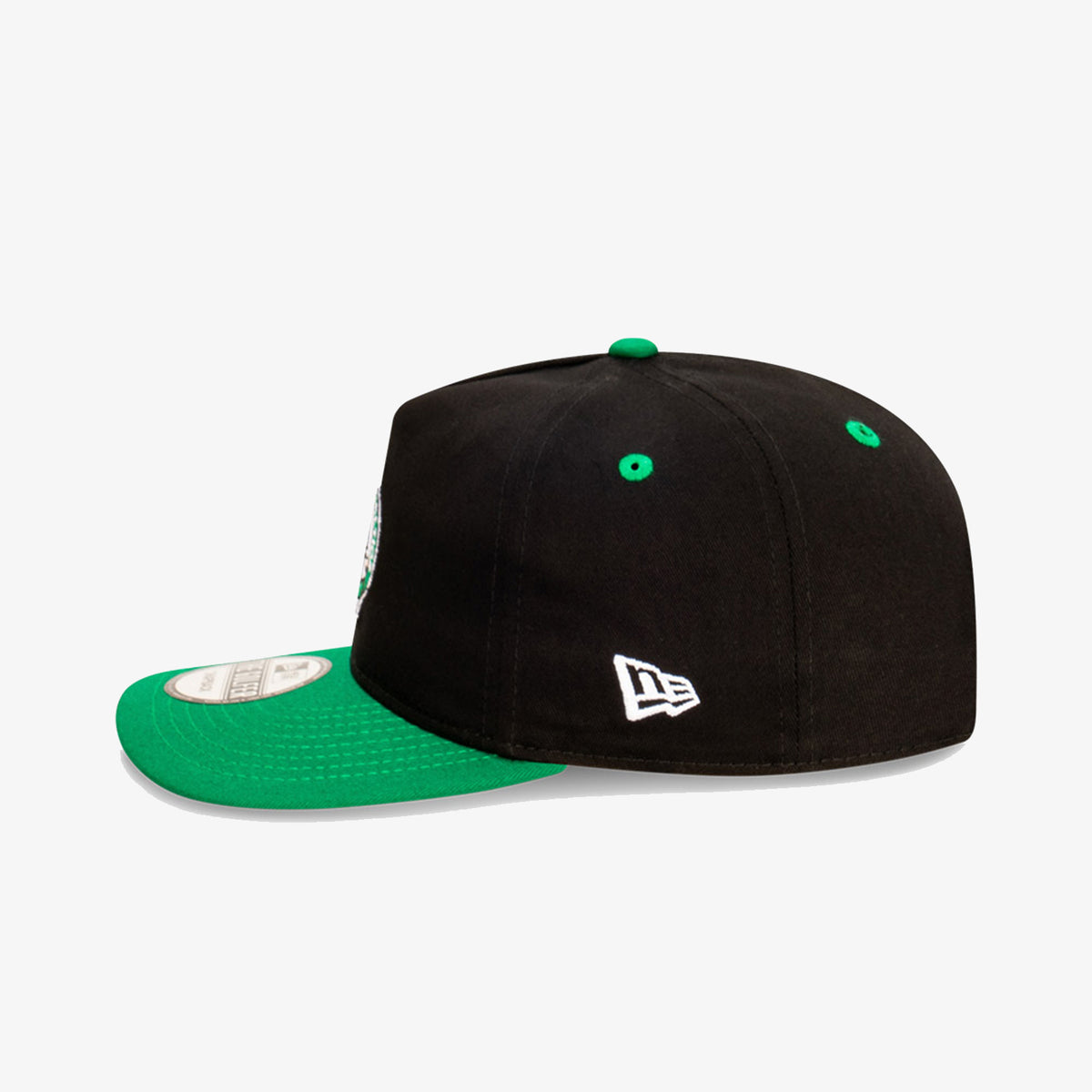 Boston Celtics Golfer Snapback - Black