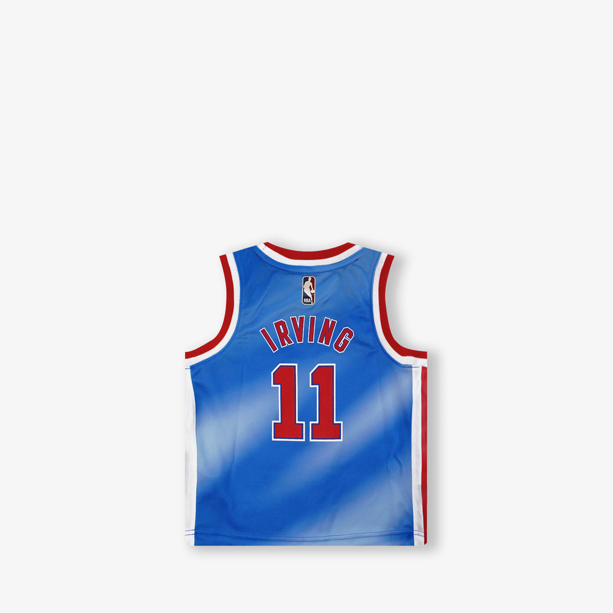 Kyrie Irving Brooklyn Nets Hardwood Classic Edition Toddler Swingman Jersey - Blue