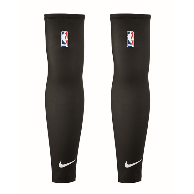 Nike Shooter Sleeves NBA - Black/White
