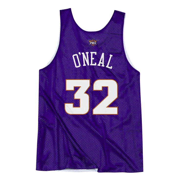 wholesale dealer 727aa c6a3b Phoenix Suns All Star 09 Shaquille O'Neal Reversible Tank ...
