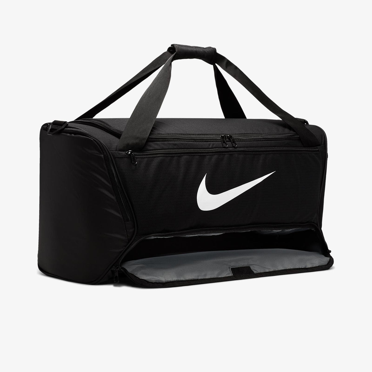Nike Brasilia Duffle (Medium) - Black/White