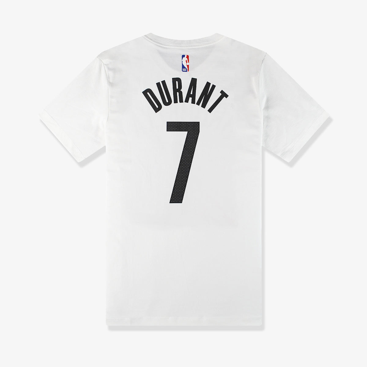 Kevin Durant Brooklyn Nets Name and Number T-Shirt - White