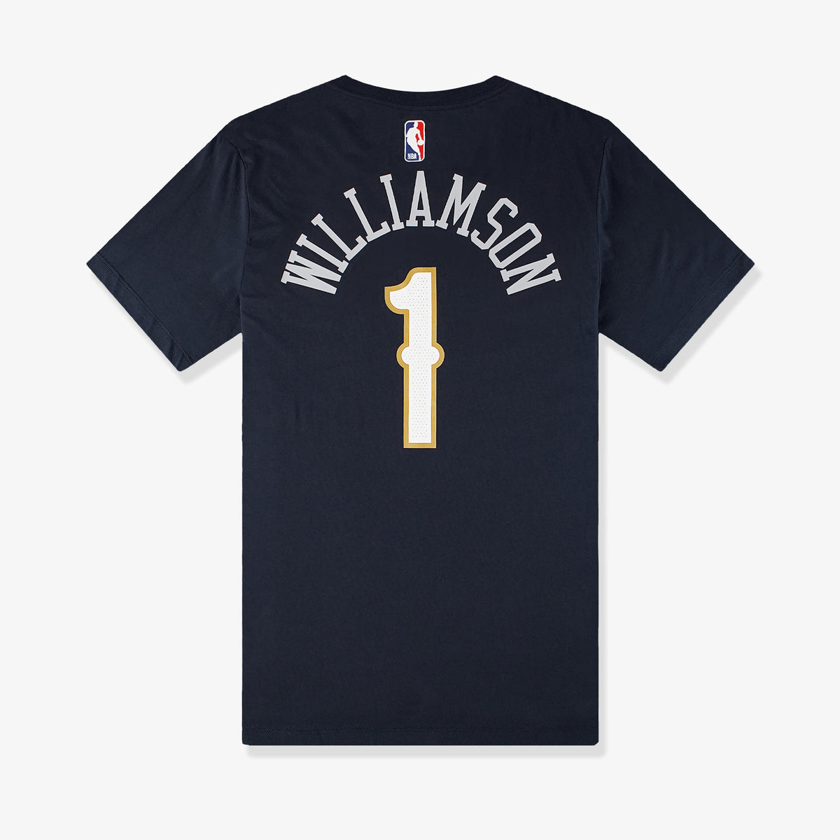 Zion Williamson New Orleans Pelicans Name and Number T-Shirt - Navy