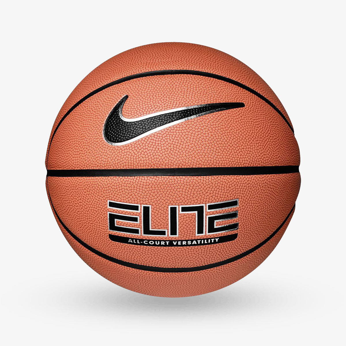 Nike Elite All-Court Basketball - Amber - Size 7