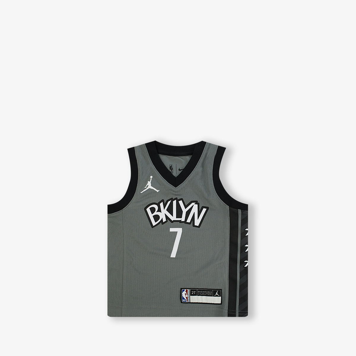 Kevin Durant Brooklyn Nets Statement Edition Toddler Swingman Jersey - Grey
