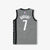 Kevin Durant Brooklyn Nets Statement Edition Youth Swingman Jersey - Grey