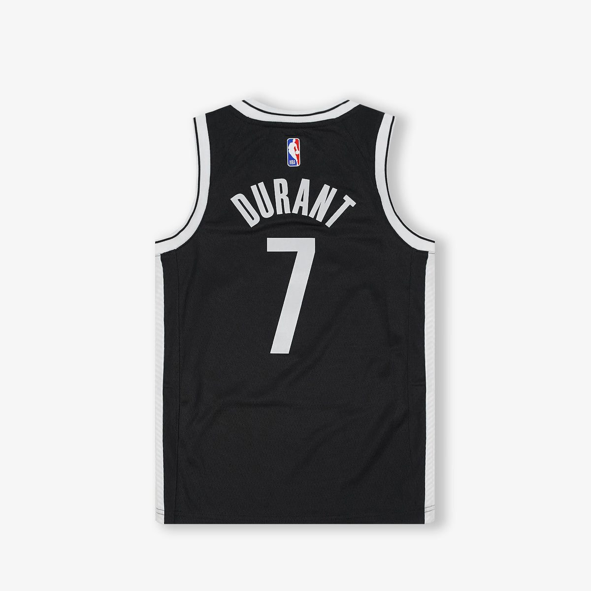 Kevin Durant Brooklyn Nets Icon Edition Youth Swingman Jersey - Black