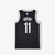 Kyrie Irving Brooklyn Nets Icon Edition Youth Swingman Jersey - Black