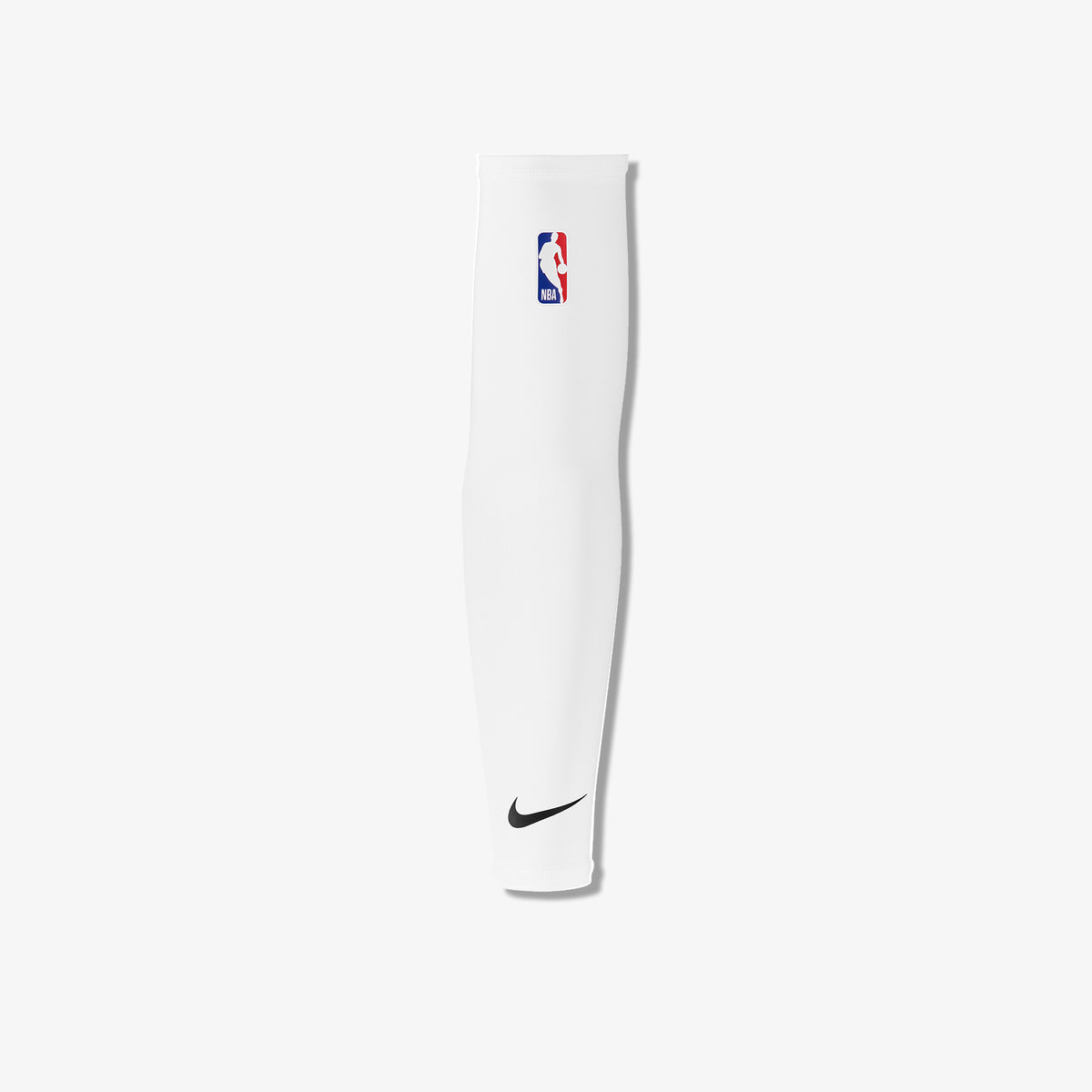 Nike Official On Court NBA Shooter Sleeve - White/Black