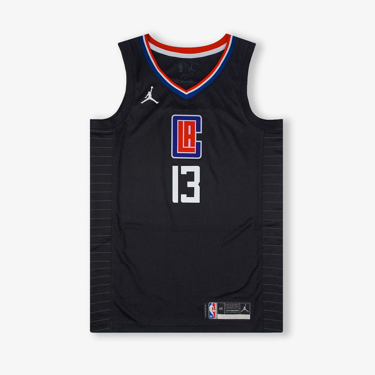 Paul George Los Angeles Clippers Statement Edition Swingman Jersey - Black