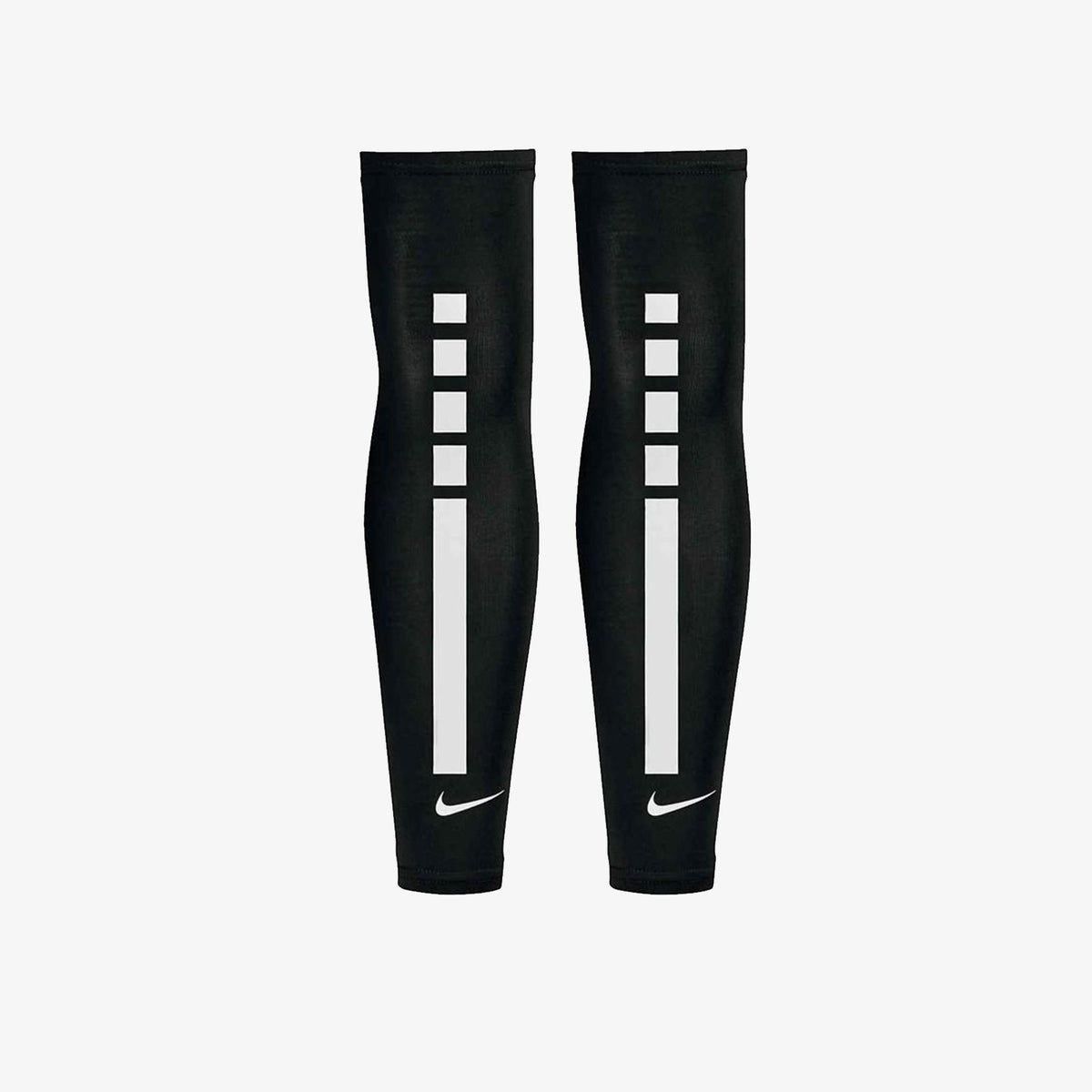 Nike Pro Elite Sleeves 2.0 (2 Pack) - Black/White