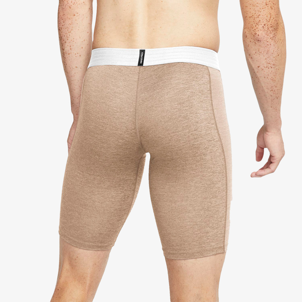 Nike Pro Men's Shorts - Shimmer/White