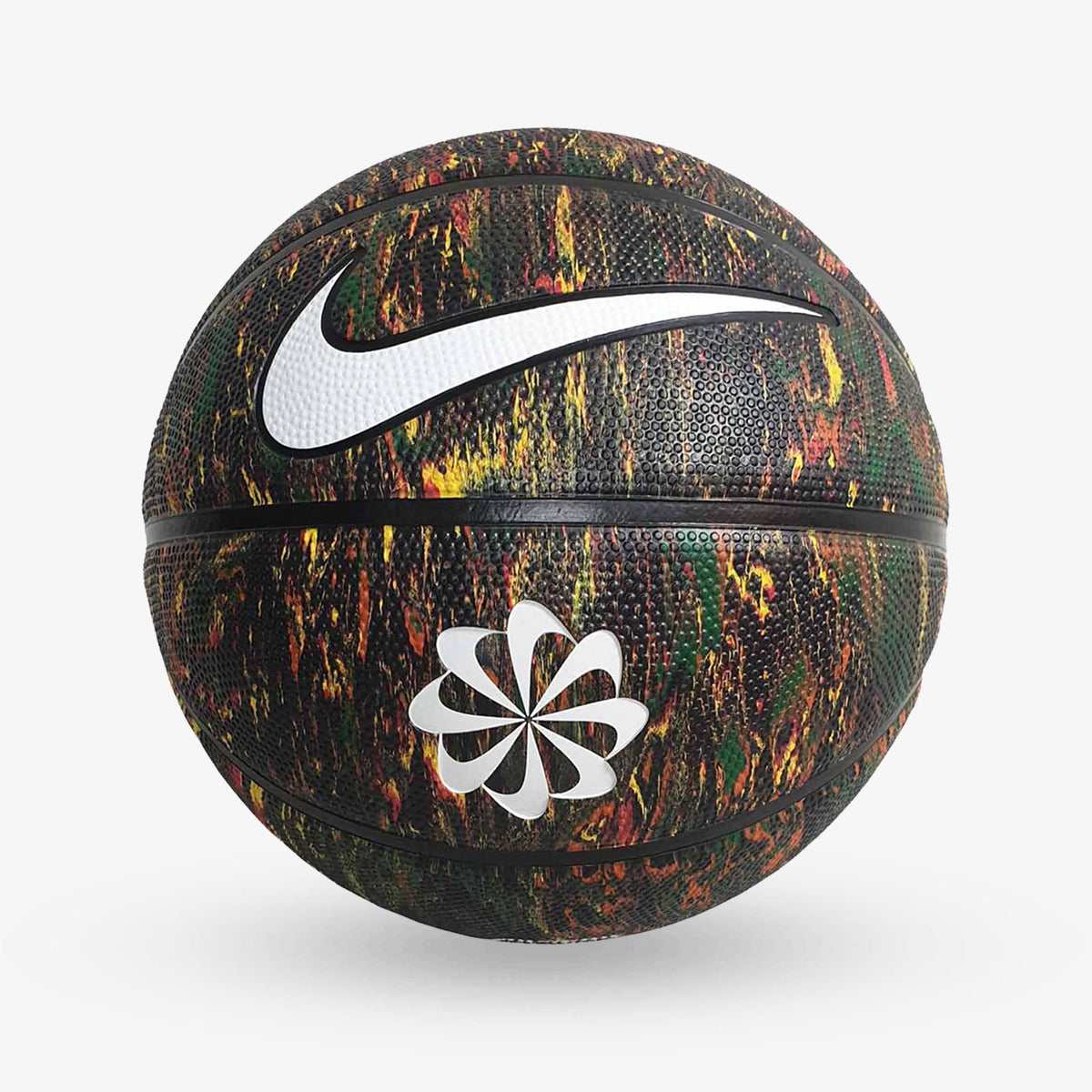 Nike Revival Basketball - Black/Multi - Size 7
