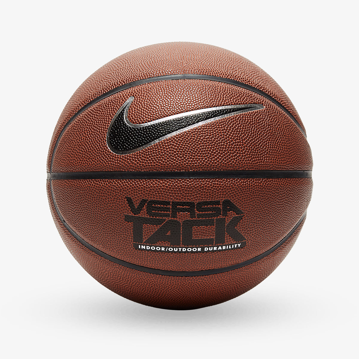 Nike Versa Tack Indoor/Outdoor Basketball - Amber/Black - Size 7