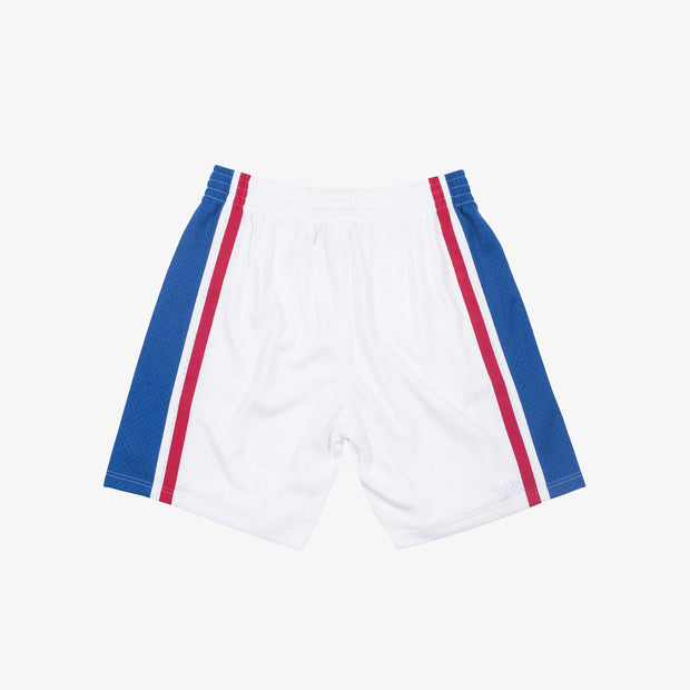 Philadelphia 76ers 96-97 HWC Swingman Shorts - White
