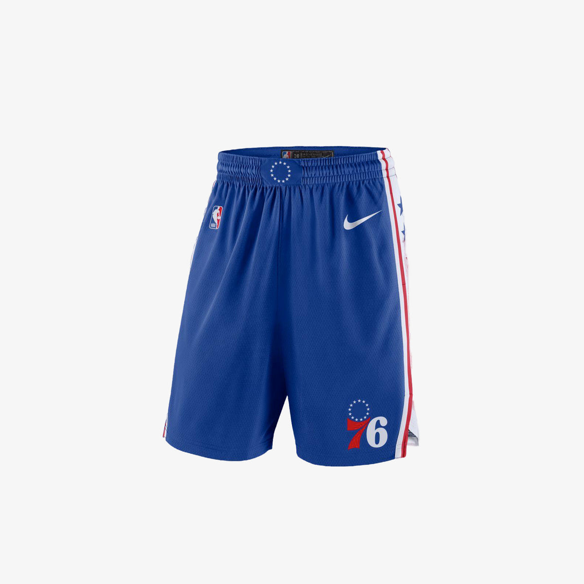 Philadelphia 76ers Icon Edition Swingman Shorts