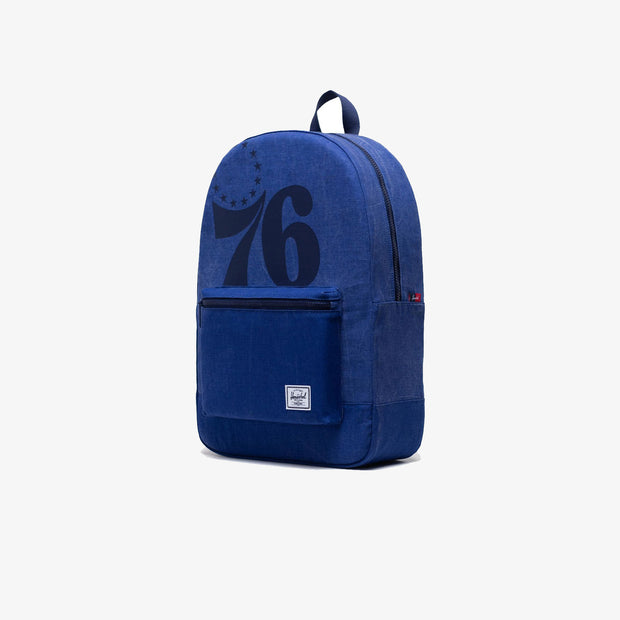 Philadelphia 76ers NBA Packable Dayback - Blue