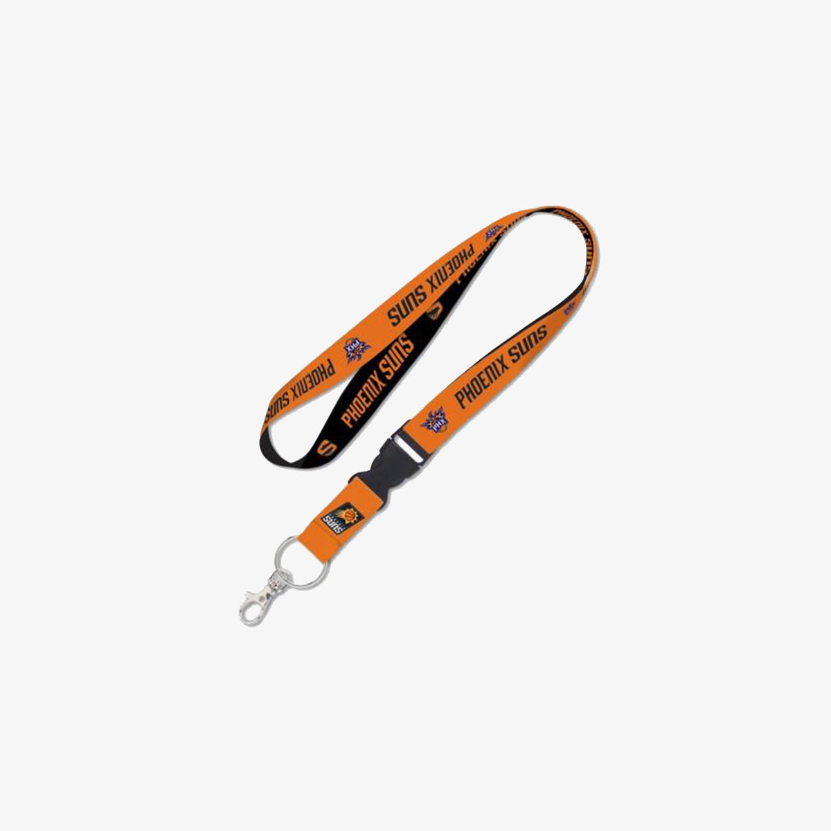 "Phoenix Suns 1"" Lanyard W/Detachable Buckle"