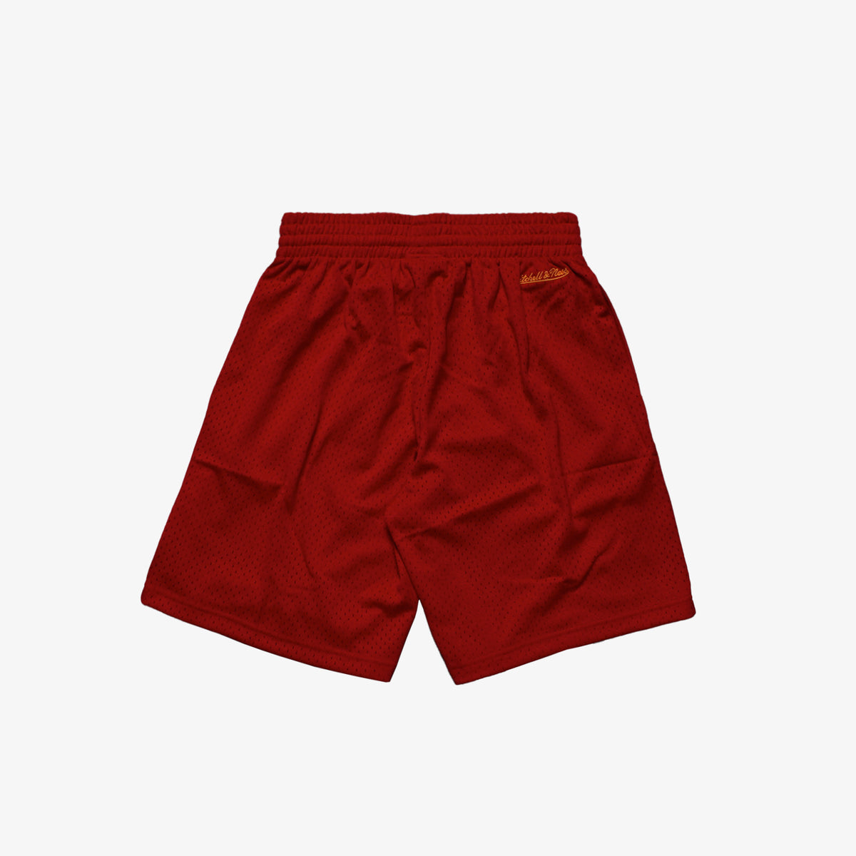 Houston Rockets Mesh Court Shorts - Red