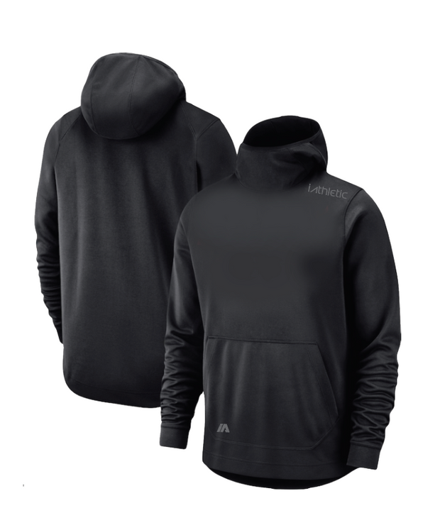 Pro Tech Pocket Hoodie - Black