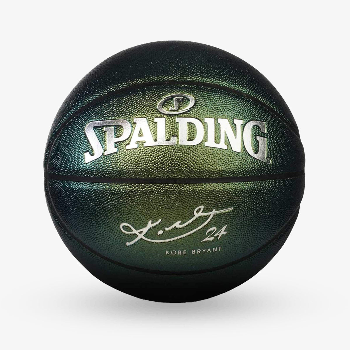 Spalding Kobe Bryant Indoor/Outdoor Basketball - Green - Size 7