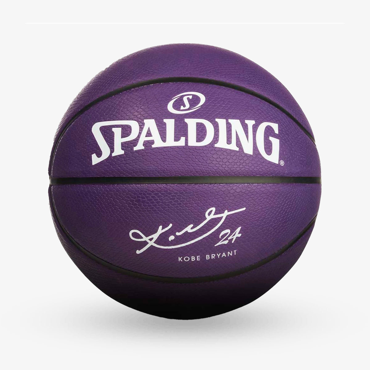 Spalding Kobe Bryant Outdoor Basketball - Purple Snake - Size 7