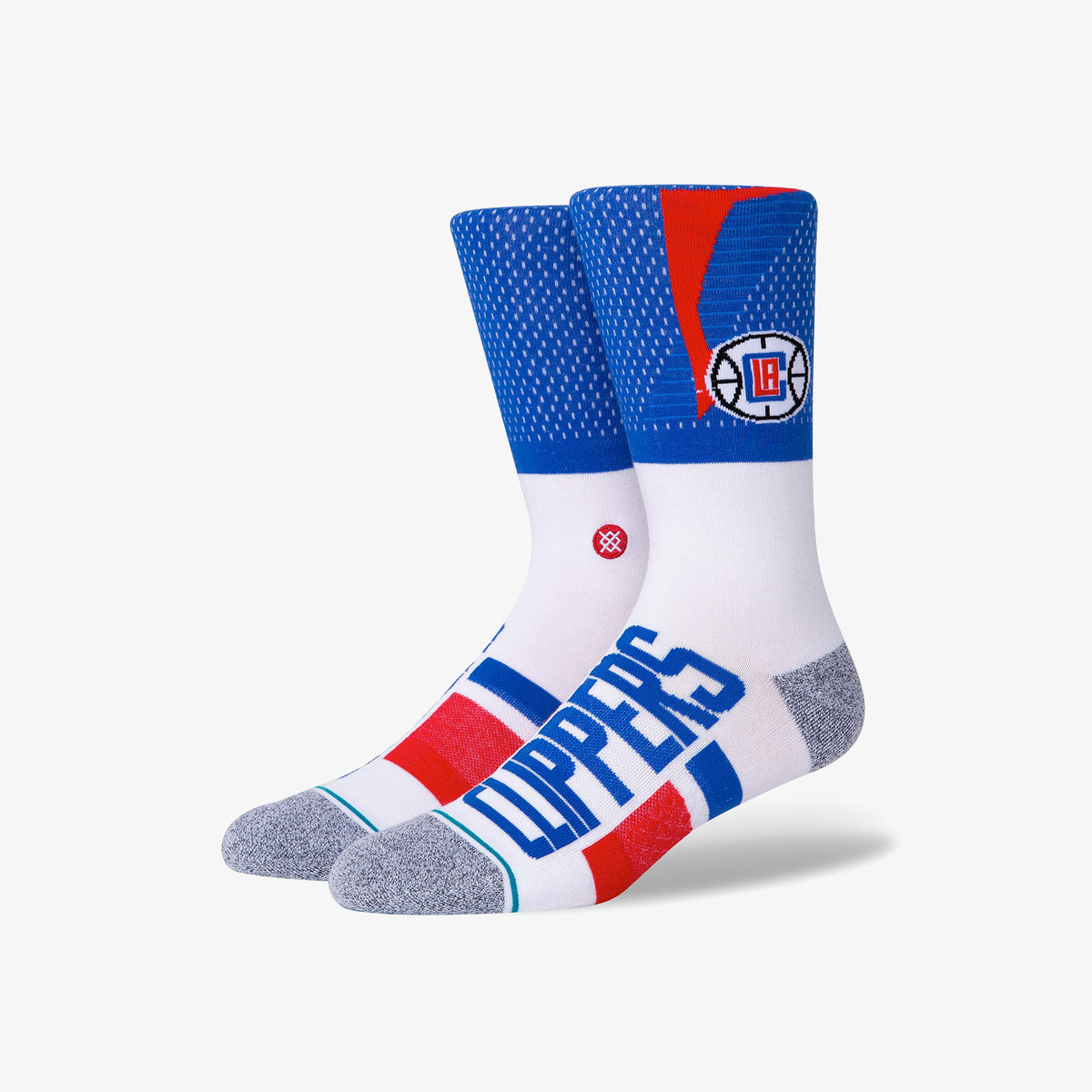 Stance Los Angeles Clippers Shortcut 2.0 Socks - Blue