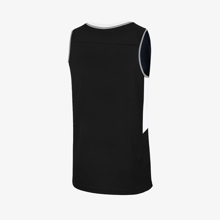 Throwback Oncourt Pro Jersey - Black/White/Grey