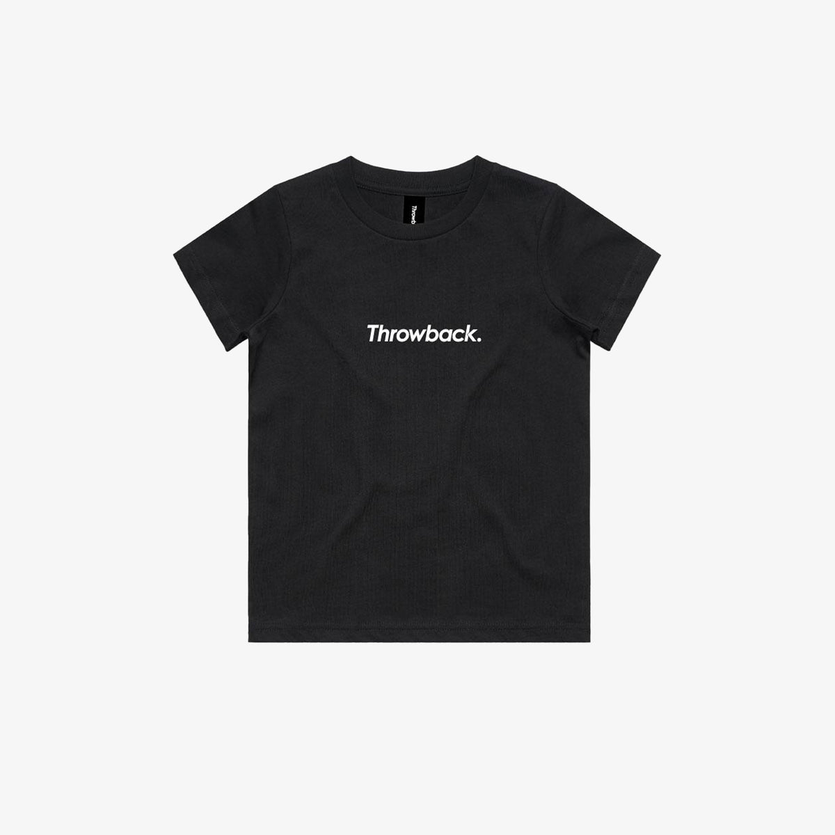 Throwback Flock Toddler T-Shirt - Black