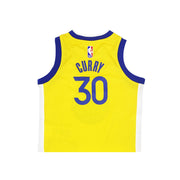 Stephen Curry Golden State Warriors Statement Edition Toddler Replica Jersey