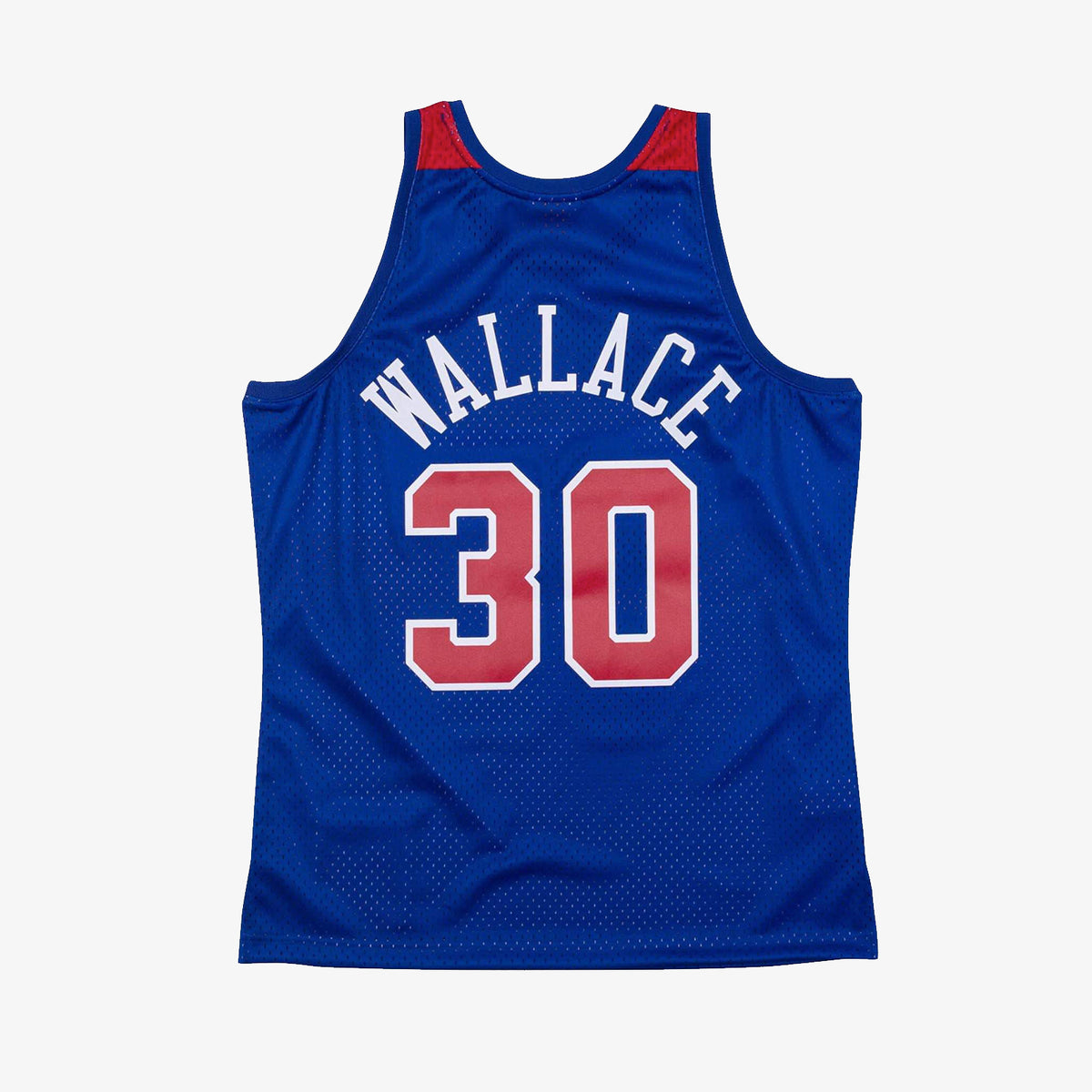 Washington Bullets Ben Wallace 96-97 HWC Swingman Jersey - Royal
