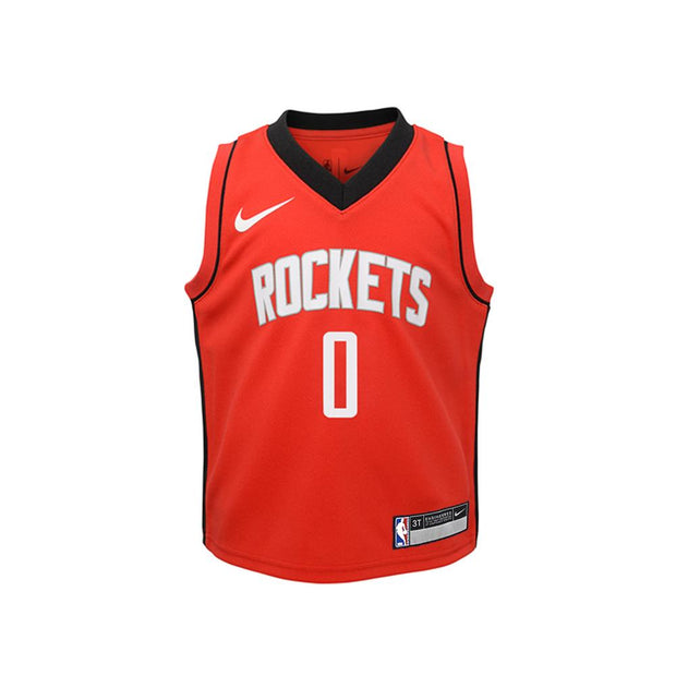 Russell Westbrook Houston Rockets Icon Edition Replica Toddler Jersey