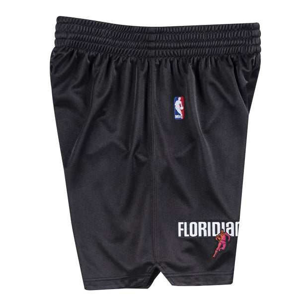 Miami Heat 2005-2006 NBA Alternate 2 Authentic Shorts