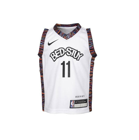 Kyrie Irving Brooklyn Nets City Edition Toddler Swingman Jersey