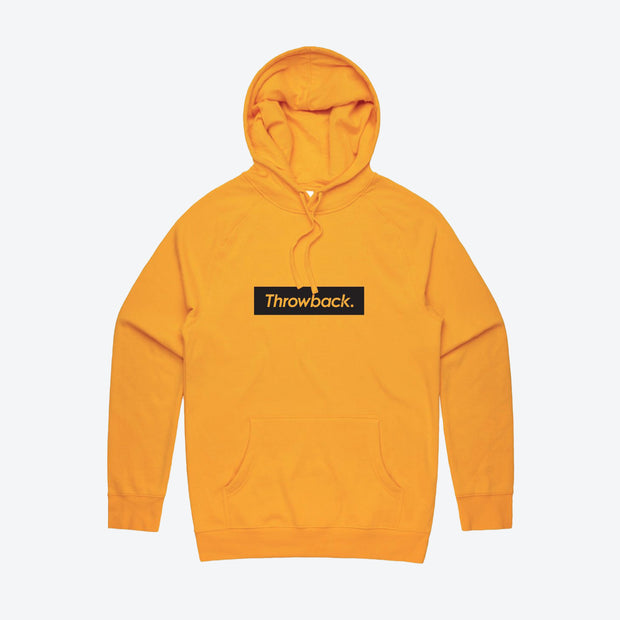 Box Logo Hood - Gold
