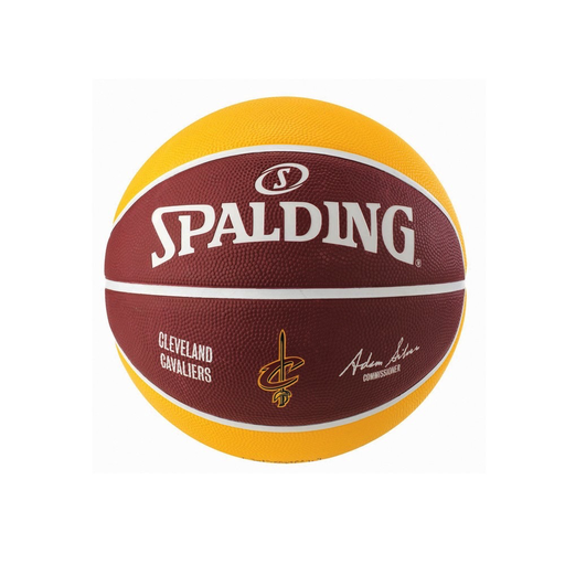 NBA Cleveland Cavaliers Team Series Basketball - Size 3