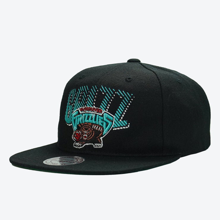 Vancouver Grizzlies Zone N One Deadstock Snapback - Black