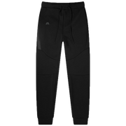 Tapered Track Pants - Black